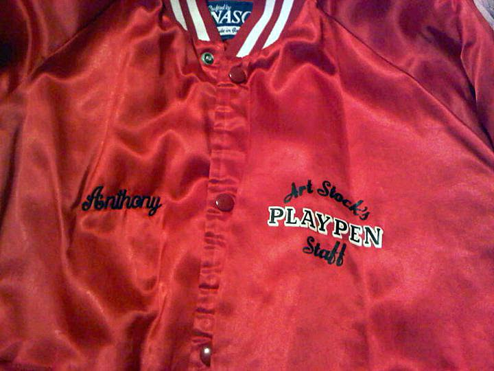 The Playpen Lounge jacket