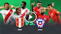 Perú vs. Chile EN VIVO EN DIRECTO