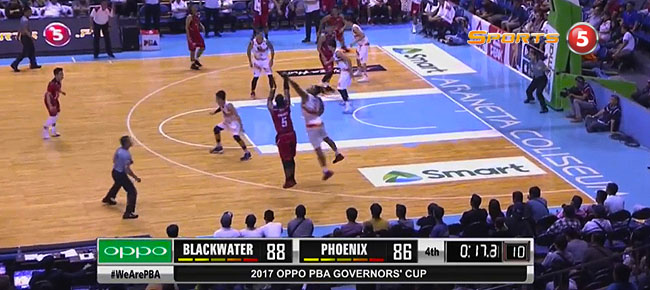 Blackwater def. Phoenix, 92-86 (REPLAY VIDEO) August 6