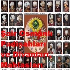 Şair Osmanlı Padişahları ve Mahlasları Divanları