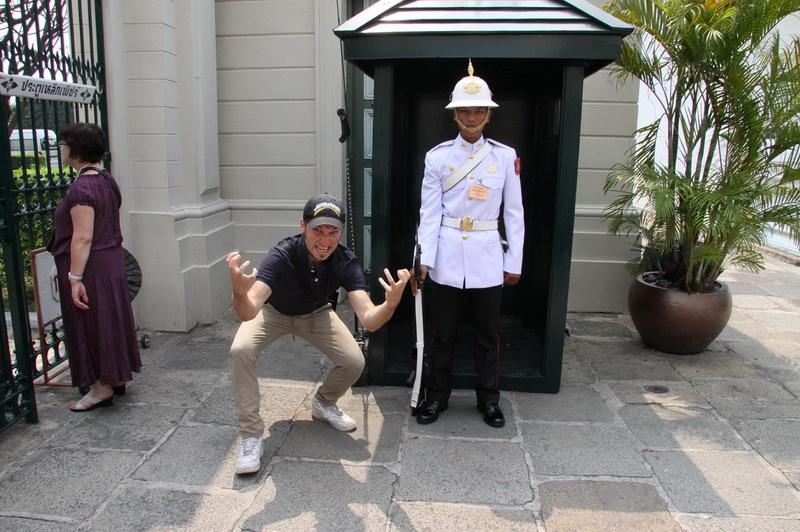 Таец в Таиланде