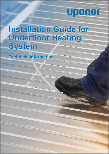 Underfloor Heating Systems Installation Guide PDF