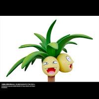 Exeggutor Alola form G.G.P. de Pokémon - Bandai