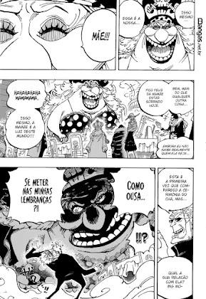 One Piece Mangá 861