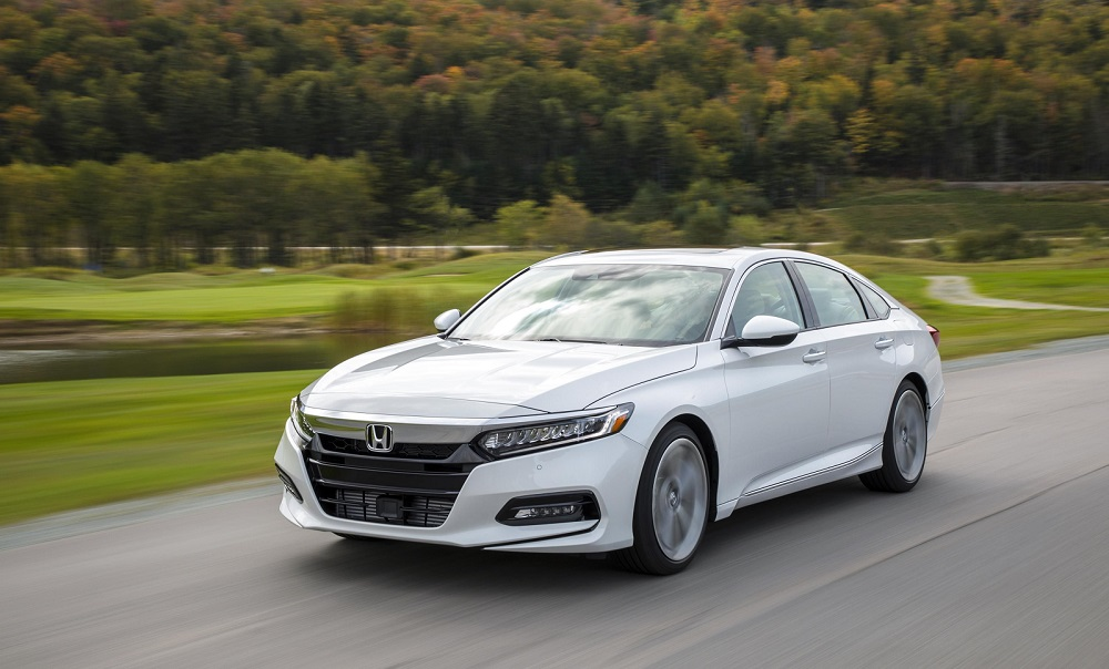 Honda Accord named 2018 North American Car of the Year