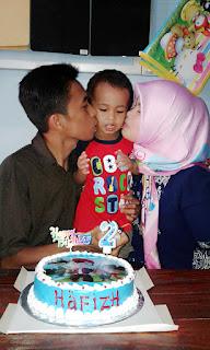 Hari Ulang Tahun Hafizh