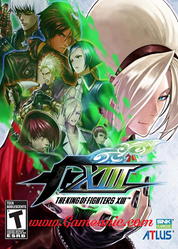The King of Fighters XIII Game Cover