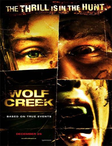 Ver El cazador de Wolf Creek (2005) Online