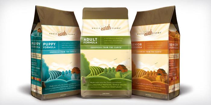 Dog Food Bag Designs