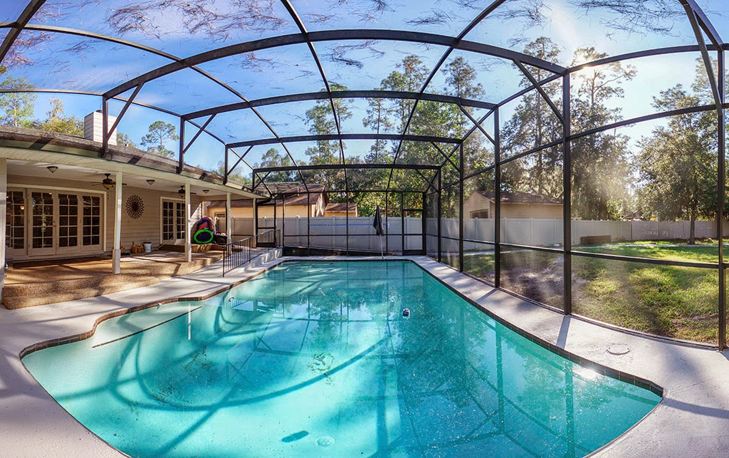 Updated Pool Home For Sale Near Medical City