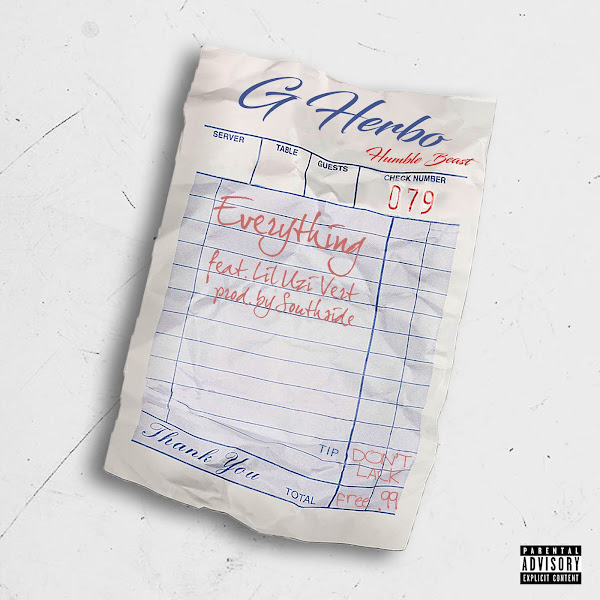 G Herbo - Everything (feat. Lil Uzi Vert) - Single Cover