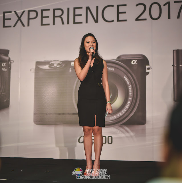 Sony Experience 2017 featuring A6500, RX100 V A99 at InterContinental KL