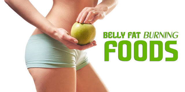 Burn Belly Fat With These 8 Naturally Foods You Don't know About