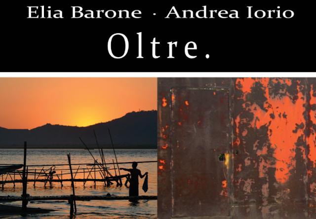 """A Ventimiglia apre """"Oltre"""", la mostra fotografica di Barone e Iorio"""