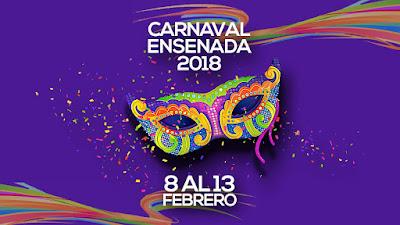 Resultado de imagen para carnaval de ensenada 2018