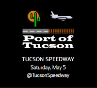 The K&N Pro Series West returns to action at Tucson Speedway on Saturday