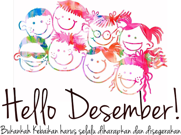 Hello Desember!