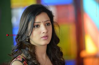 Actress Richa Panai Stills in Half Saree at Rakshaka Bhatudu Sets  0021.JPG