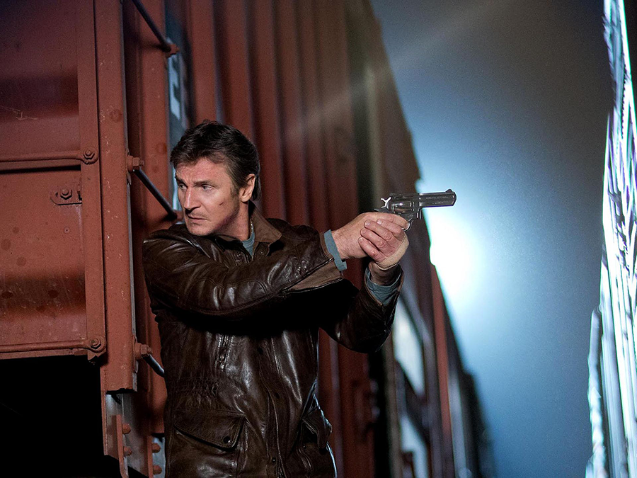 Liam Neeson în filmul de acţiune Run All Night