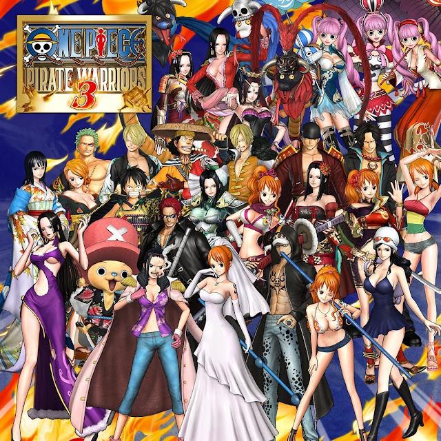 One Piece Pirate Warriors 3 Unlock All DLC
