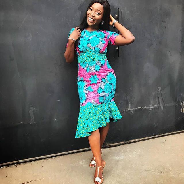 Top 50 Amazing Ankara Styles For The Fashion Girl Short Gowns 2018