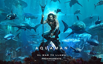 Aquaman, el rey de los mares