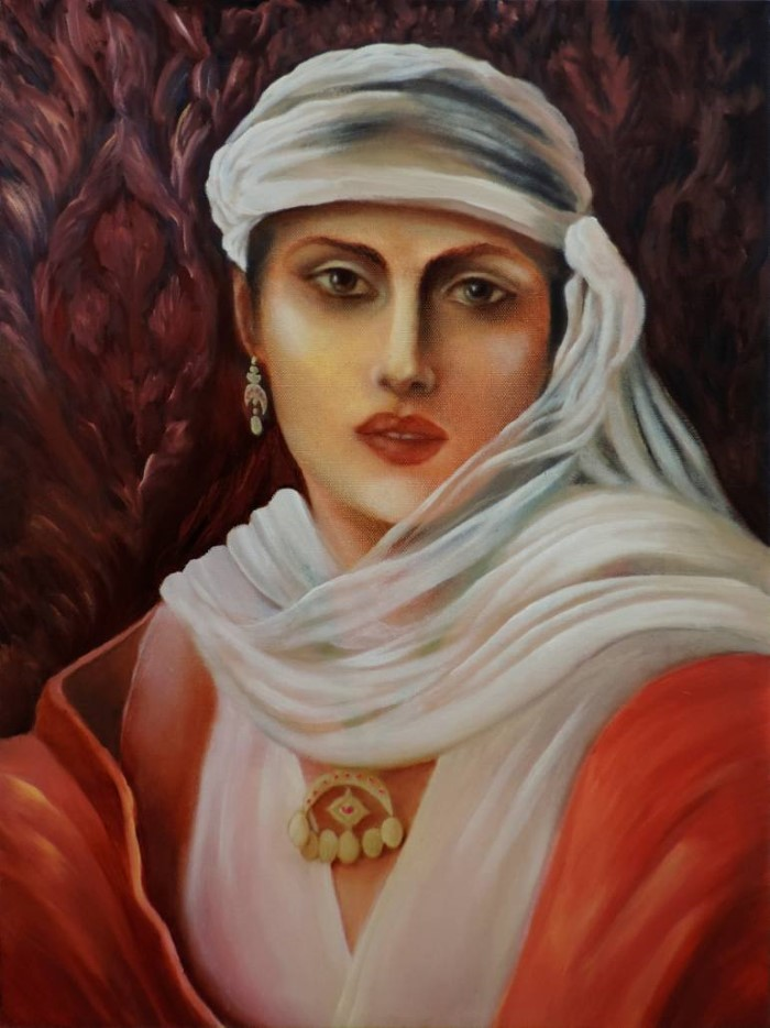 Азербайджанский художник