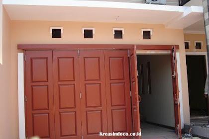 Jasa Pembuatan Pintu Garasi Besi di Bandung dan Sekitarnya