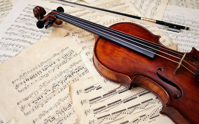 طريقة دوزان الكمان الغربي والشرقي