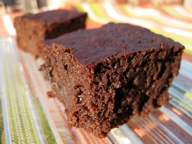 paleo brownies with coconut flour