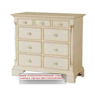 toko jati,bufet jati,bufet duco putih,kabinet klasik,kabinet duco,kabinet ukir,furniture klasik mewah