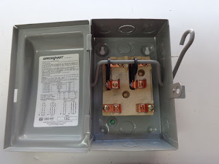 Instalaciones electricas residenciales - interruptor de seguridad