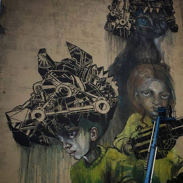 Images gallery (#46) of street art, the best unauthorized art