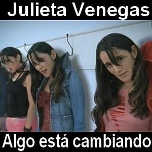 Julieta Venegas Algo Esta Cambiando Acordes D Canciones