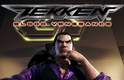 Tekken Blood Vengeance English Dubbed Techiotaku