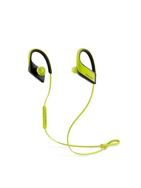 Panasonic lanza nuevos audífonos inalámbricos para hacer deportes