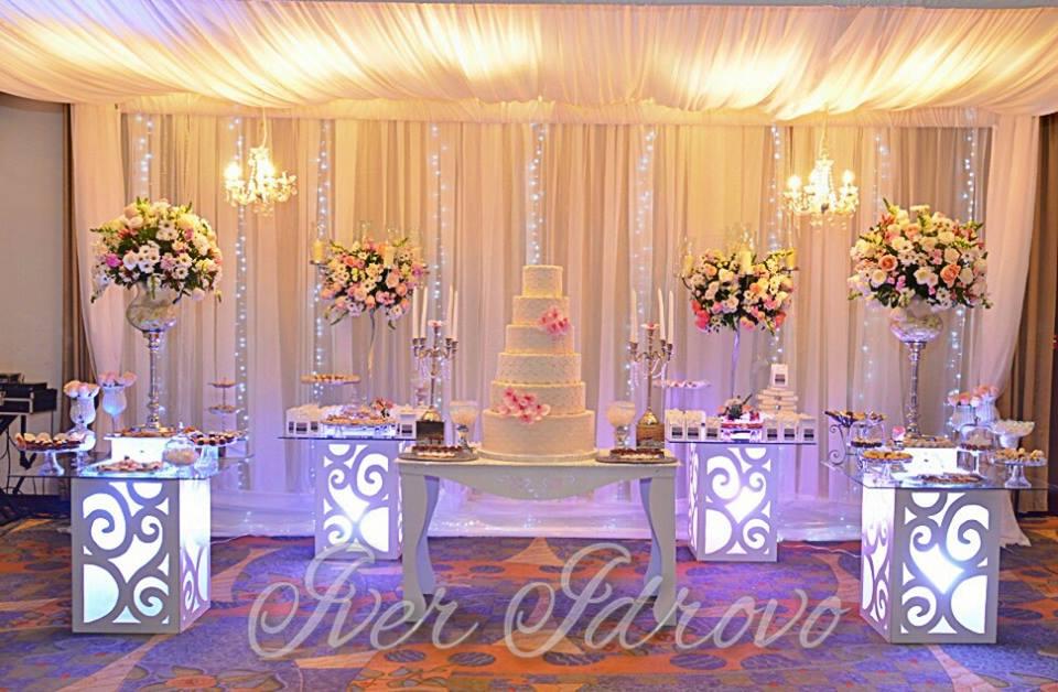 iver idrovo eventos & decoraciones : bodas