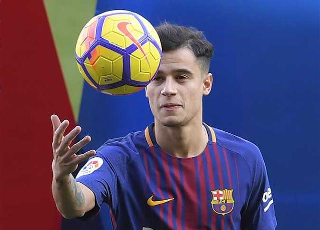برشلونة تحدد موقفها من بقاء كوتينيو ام رحيلة