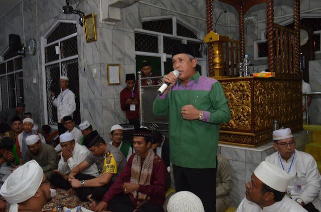 Peduli Pendidikan Al-Qur'an, UAS Apresiasi Bupati OKI