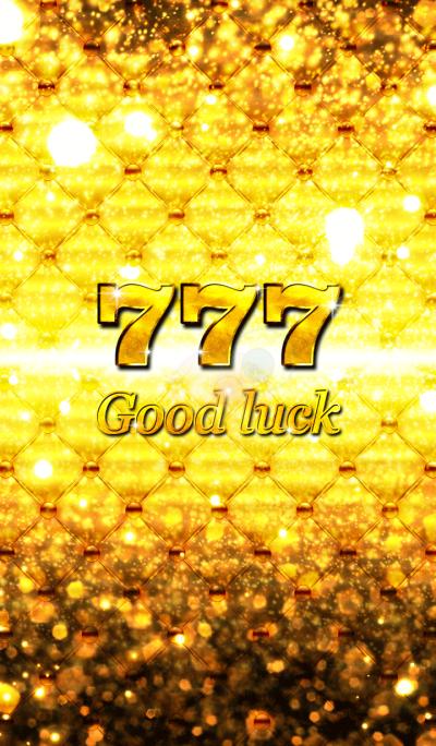 777 Good luck