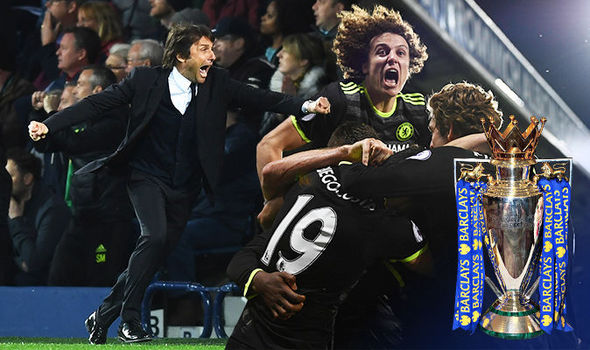 Chelsea Crowned Premier League 2016/2017 Champions