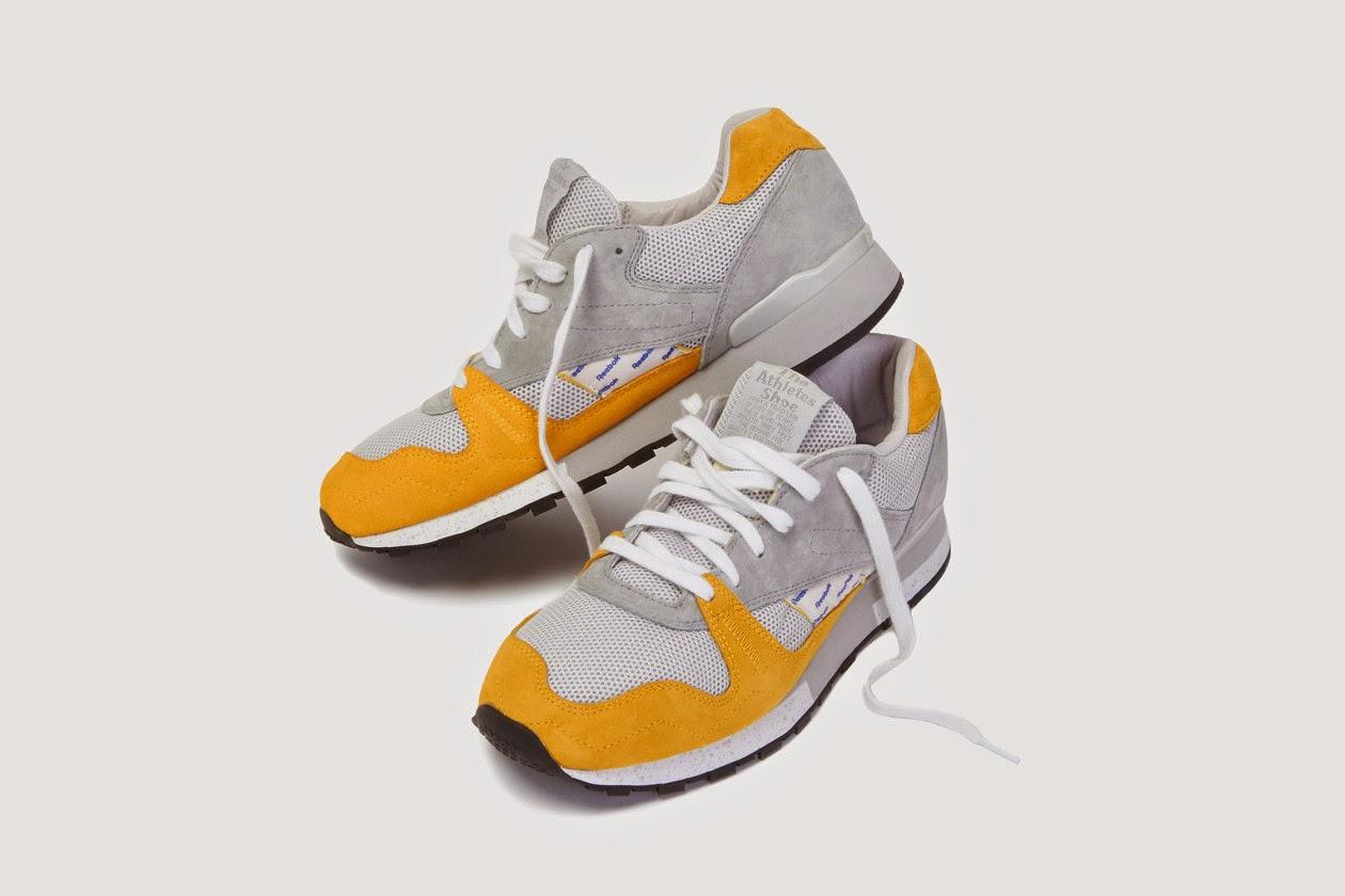 FEELFREEARTZ  Reebok Classic x Garbstore Fall Winter 2014 Sneakers e2878e83427