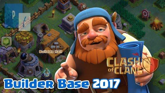 Builder Base Fitur Baru Clash of Clans