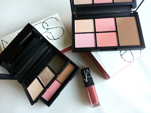NARS Laser Cut Palette and Virtual Domination Palette for Holiday 2014