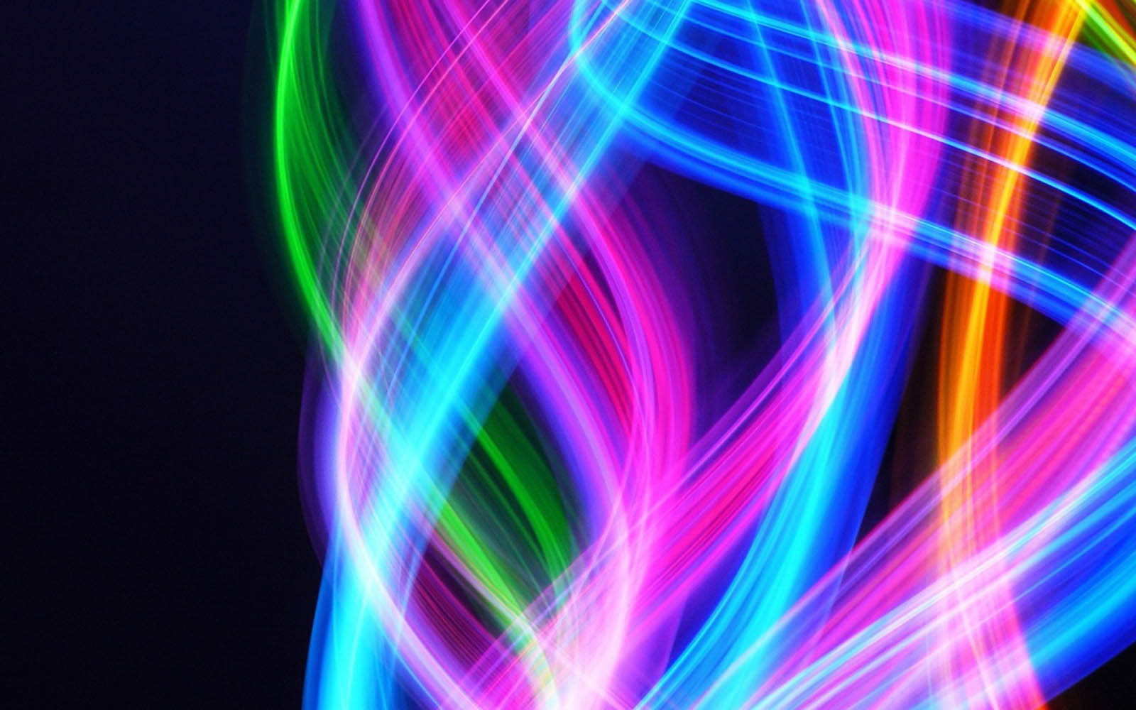 wallpaper: Colorful Lines Wallpapers