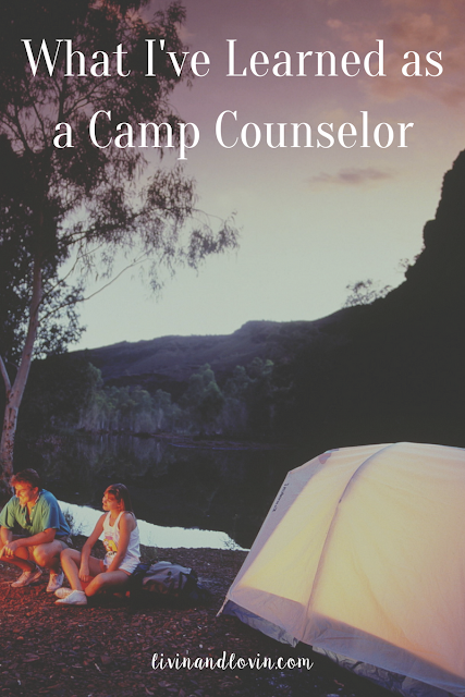 camp counselor tips