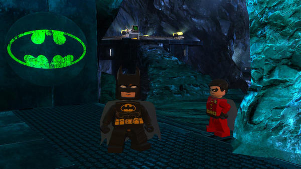 Lego Batman 2 DC Super Heroes Full Game
