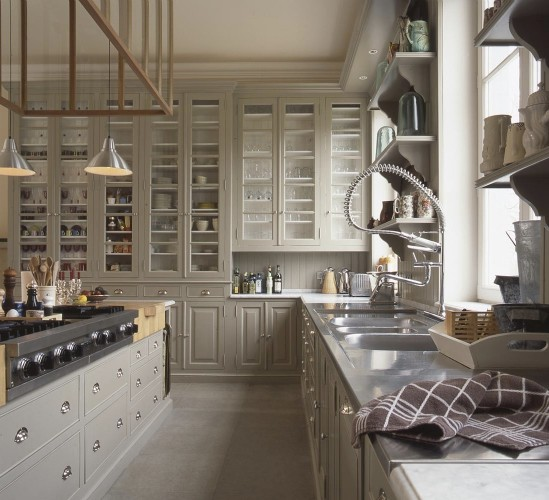 HomeStaged: FABULOUS-WORKABLE KITCHENS IN GRAY
