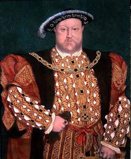 henrique viii e suas esposas, limpador de bunda