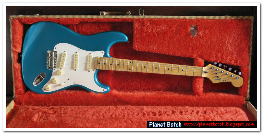 The Truth About    Early Korean Squier Strats | Planet Botch